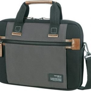 Samsonite Sideways Laptop Sleeve Musta Harmaa 13.3tuuma