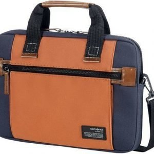 Samsonite Sideways Laptop Sleeve Sininen Oranssi 13.3tuuma