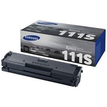 Samsung 111S Toner Xpress M2020 Xpress M2022 Xpress M2070 Musta