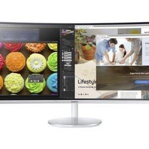 Samsung C34f791 34 21:9 3440 X 1440 Va 100hz Freesync