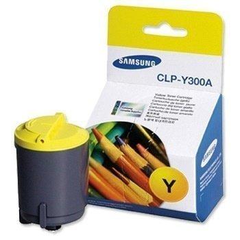Samsung CLP-300 CLX-2160 Toner Y300A Yellow