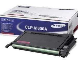 Samsung CLP-600 CLP-650 Toner CLP-M600A Magenta
