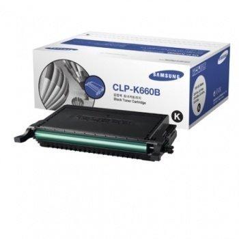 Samsung CLP-610 ND CLX-6210 FX Toner CLP-K660B Black