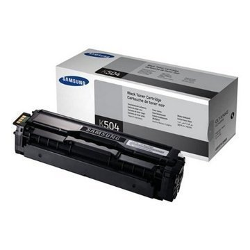 Samsung CLT-K504S/ELS Värikasetti CLP-415 N CLX-4195 FN Musta