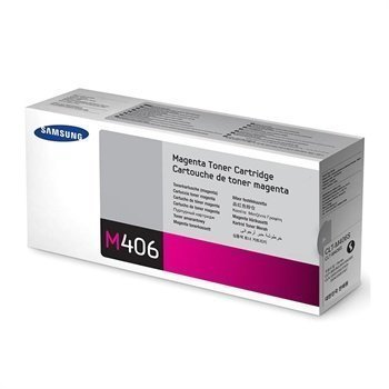 Samsung CLT-M406 Toner CLP-360 CLX-3300 Magenta