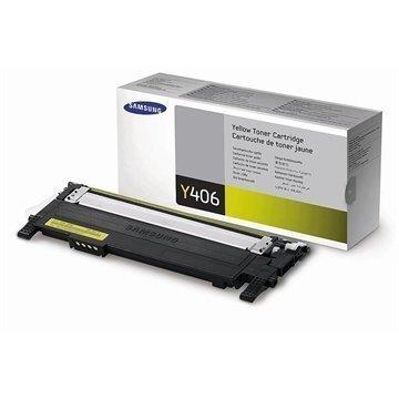 Samsung CLT-Y406 Värikasetti CLP-360 CLX-3300 Keltainen