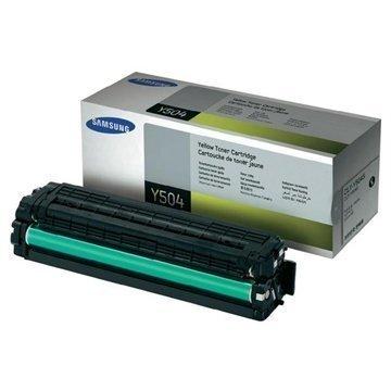 Samsung CLT-Y504S/ELS Värikasetti CLP-415 N CLX-4195 FN Keltainen