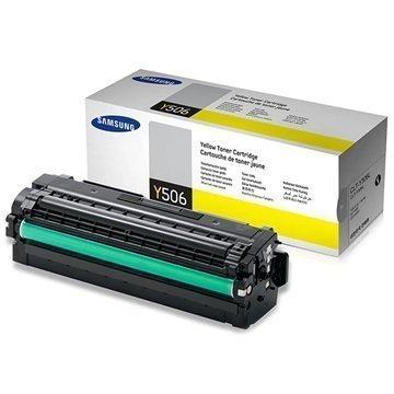 Samsung CLT-Y506L Toner CLP-680 CLX-6260 Keltainen