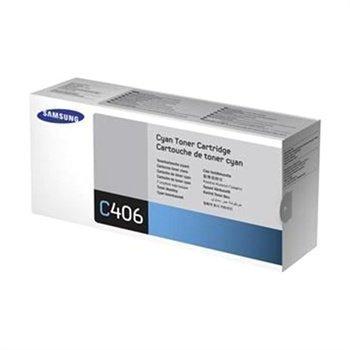 Samsung CLTC406 Väriaine ÂCLPÂ360 CLXÂ3300Â Syaani