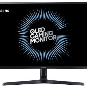 Samsung Chg70 27'' Qled Curved Pelinäyttö
