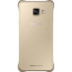 Samsung Clear Cover Ef-qa310cf Takakansi Matkapuhelimelle Samsung Galaxy A3 (2016) Kulta