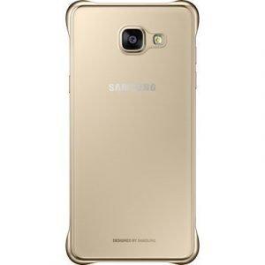 Samsung Clear Cover Ef-qa510cf Takakansi Matkapuhelimelle Samsung Galaxy A5 (2016) Kulta