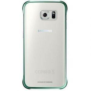 Samsung Clear Cover Ef-qg925b Samsung Galaxy S6 Edge Vihreä