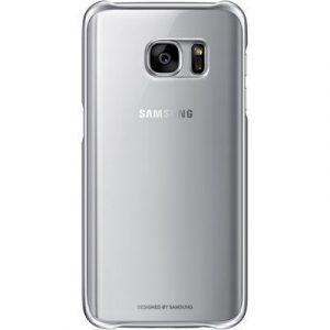 Samsung Clear Cover Ef-qg930 Takakansi Matkapuhelimelle Samsung Galaxy S7 Hopea
