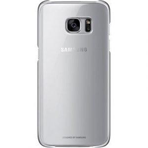 Samsung Clear Cover Ef-qg935 Takakansi Matkapuhelimelle Samsung Galaxy S7 Edge Hopea