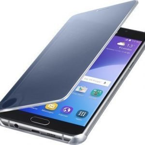 Samsung Clear View Cover Ef-za510cb Läppäkansi Matkapuhelimelle Samsung Galaxy A5 (2016) Musta Sininen