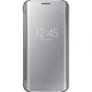 Samsung Clear View Cover Ef-zg925b Samsung Galaxy S6 Edge Hopea