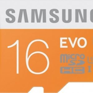 Samsung EVO microSDXC 128GB UHS-I (Class 10)