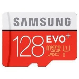 Samsung Evo+ Mb-mc128da Microsdxc 128gb