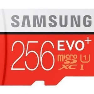 Samsung Evo+ Mb-mc256d 256gb