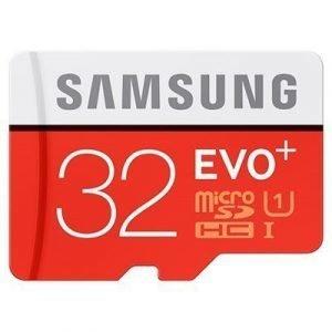 Samsung Evo+ Mb-mc32da Microsdhc 32gb