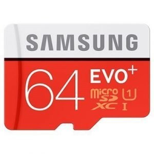 Samsung Evo+ Mb-mc64da Microsdxc 64gb