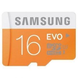 Samsung Evo Mb-mp16d Microsdhc 16gb