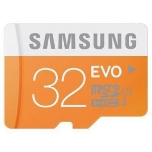 Samsung Evo Mb-mp32d Microsdhc 32gb