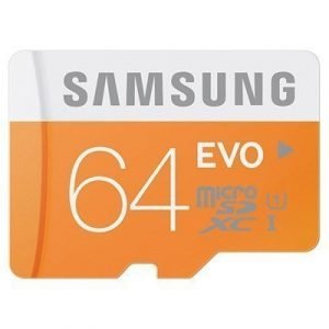 Samsung Evo Mb-mp64d Microsdxc 64gb