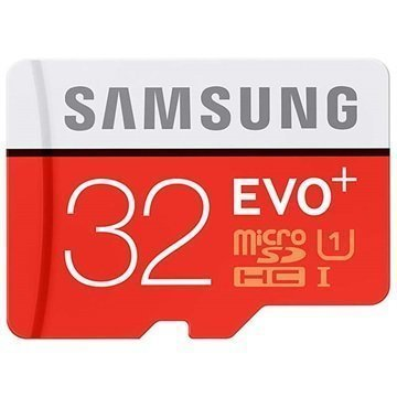 Samsung Evo Plus MicroSDHC Muistikortti 32Gt