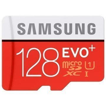 Samsung Evo Plus MicroSDXC Muistikortti 128Gt