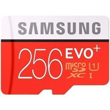Samsung Evo Plus MicroSDXC Muistikortti 256Gt