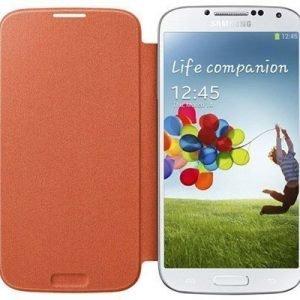 Samsung Flip Cover Ef-fi950b Samsung Galaxy S4 Oranssi
