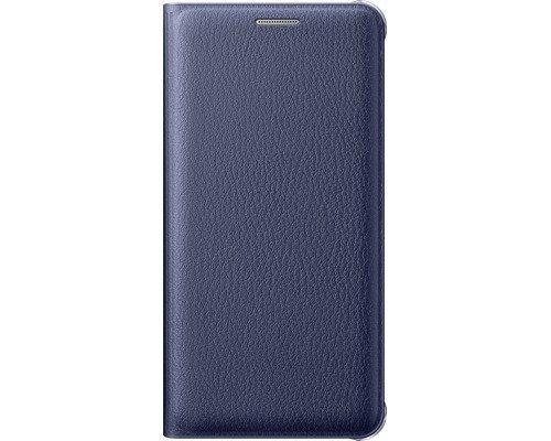 Samsung Flip Wallet Ef-wa310pb Läppäkansi Matkapuhelimelle Samsung Galaxy A3 (2016) Musta Sininen