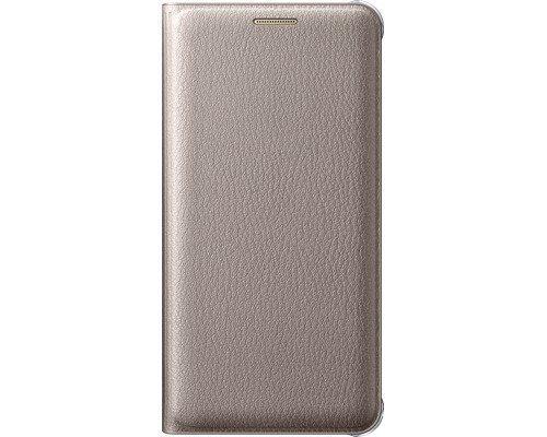 Samsung Flip Wallet Ef-wa310pf Läppäkansi Matkapuhelimelle Samsung Galaxy A3 (2016) Kulta