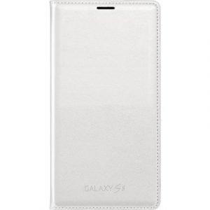 Samsung Flip Wallet Ef-wg900 Läppäkansi Matkapuhelimelle Samsung Galaxy S5/s5 Neo Valkoinen