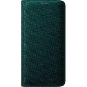 Samsung Flip Wallet Ef-wg925b Samsung Galaxy S6 Edge Vihreä