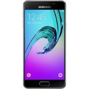 Samsung Galaxy A3 (2016) 16gb Musta