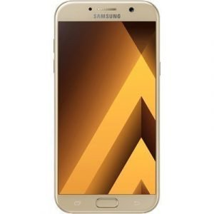 Samsung Galaxy A3 (2017) 16gb Kulta