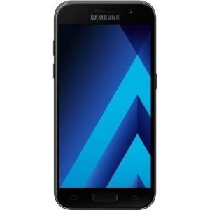 Samsung Galaxy A3 (2017) 16gb Musta