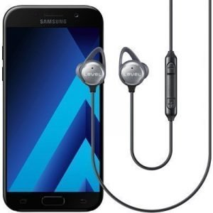Samsung Galaxy A5 (2017) + Level-in With Anc Headset 32gb Musta