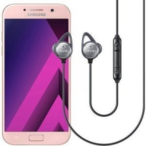 Samsung Galaxy A5 (2017) + Level-in With Anc Headset 32gb Pinkki