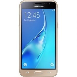 Samsung Galaxy J3 (2016) 8gb Kulta