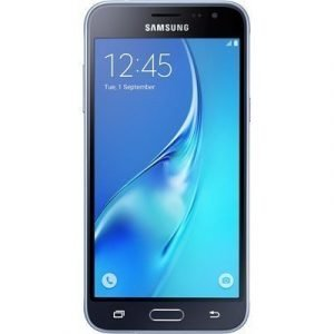 Samsung Galaxy J3 (2016) 8gb Musta