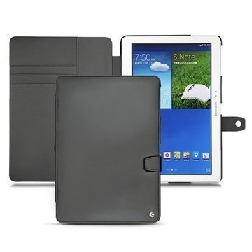 Samsung Galaxy Note 10.1 2014 Edition Noreve Tradition B Leather Case Black