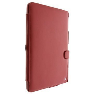 Samsung Galaxy Note 10.1 2014 Edition Noreve Tradition B Leather Case Red