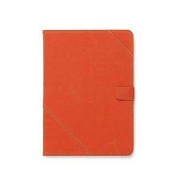 Samsung Galaxy Note 10.1 (2014) Zenus Cambridge Diary Case Orange