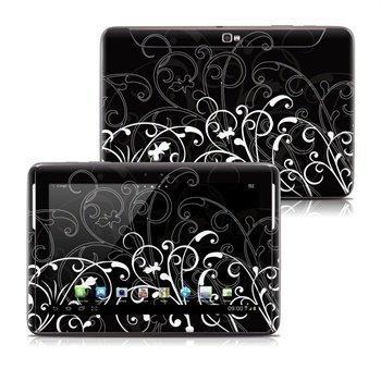 Samsung Galaxy Note 10.1 N8000 N8010 B&W Fleur Skin