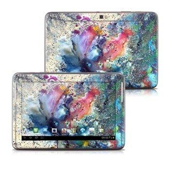 Samsung Galaxy Note 10.1 N8000 N8010 Cosmic Flower Skin