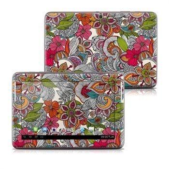 Samsung Galaxy Note 10.1 N8000 N8010 Doodles Color Skin